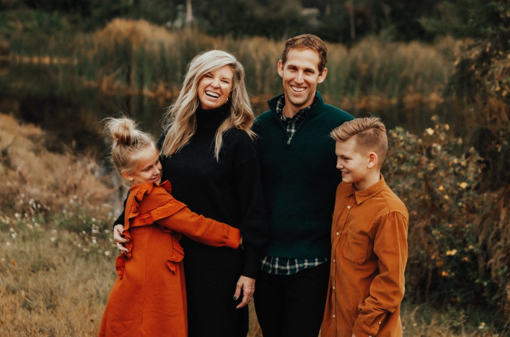 Family Holiday Picture Ideas